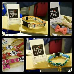 Our last day at Paw Fest! Come feast your eyes on the pretty handmade accessories! #weekend #weekendwarrior #petaccessories #dogs #dogsofinstagram #cats #catsofinstagram #sgdogs #sgcats #sgpets #sgpetlovers #petsmagazinesg #pawfest #pawfest2016 #sgig #ilovemydog #ilovemycat #magasinmiyabi
