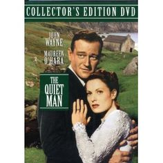 "The Quiet Man - I was named after the song in this movie, ""Take Me Home Again Cathleen."" <3"