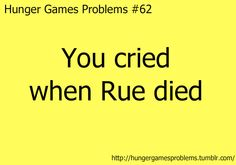 Hunger Games Problems #52