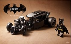 Batman's hotrod