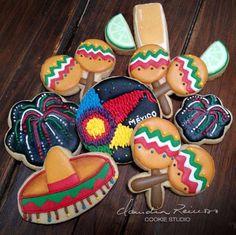 Fiesta mexicana galletera