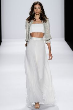 Badgley Mischka Spring 2015 Ready-to-Wear - Collection - Gallery - Look - Style.com