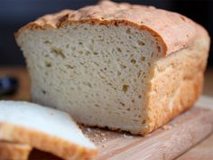 Gluten-free bread. I'm the first to admit it suffers from a bit of a bad reputation. The premade loaves tend to be expensive and homemade recipes often are dense and fall apart when sliced.  What's a gluten-free eater to do? Live without bread? My answer to that is an emphatic \