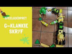 G-klankie skryf - YouTube  #klanke #geel #groen #afrikaans #taal #juffrou #Graad R Afrikaans, Youtube, Youtubers, Youtube Movies