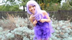 DIY: Lumpy Space Princess (LSP) Costume