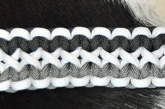 These paracord dog collar instructions will help you create and personalize your own dog collar. Paracord is well-known in the market for its durability as well as the variety of utility that it can provide to its owner. What is also good about this material is that it does not ...
