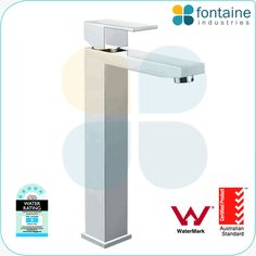 Sebastian Mixer Tap Tall | Fontaine Industries