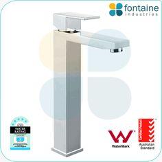 Sebastian Mixer Tap Tall | Fontaine Industries