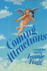 Coming Attractions by Fannie Flagg -- (later renamed Daisy Fay and the Miracle Man) Charming story of the life of an 11 year old girl & her growth through her young teens to maturity in the deep south — Critically acclaimed, bestselling author's first book. This is the journal of Daisy Fay Harper, named for a vase of flowers in her mother's hospital room. The journal begins in 1952 when Daisy Fay is a lonely 11-year-old child & ends 6 years later.