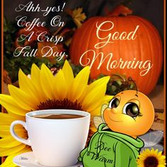 Have a nice cup or two of coffee :)! Cute Good Morning Quotes, Good Morning Prayer, Morning Inspirational Quotes, Morning Blessings, Good Morning Picture, Good Night Quotes, Morning Prayers, Good Morning Good Night, Morning Pictures