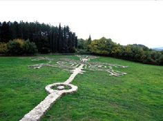 """The Garden of Daniel Spoerri"" in Monte Amiata, Maremma, Tuscany, italy"