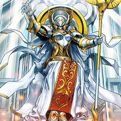 Aither the Heaven Monarch.