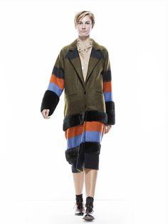 Lauren - Ten Over Six + Tootsies Skirt: L'Agence Jacket: Suno Photography: Kip Lott / Studio 404 HMUA: Shane Monden