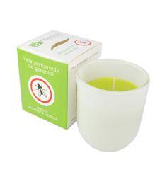 Protege tu hogar con la vela antimoscasde geraniolpara usointerior.