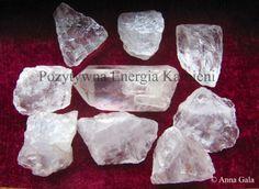 Pozytywna Energia Kamieni: Kryształ górski Anna, Gemstones, Gems, Jewels, Minerals