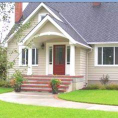 L Shaped Bungalow L Shaped House Design Pinterest
