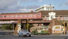 Albert Park Melbourne Tram, Melbourne Australia, Melbourne Victoria, Victoria Australia, Victorian History, Rapid Transit, Albert Park, Australian Models, Train Tracks