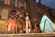 """Metz illuminé (2). Découvrez la """"saint Nicolas"""" messine avec son défilé en venant nous rendre visite :-) !"""