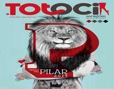 Del 5 al 13 de octubre…zaragoza será bestial | TotOci Zaragoza Lion Art, Moorish, Graphic Design Inspiration, Lions, Spain, City, Animals, Posters, Fresco