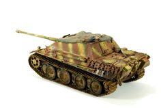 Jagdpanther 1/35 Scale Model