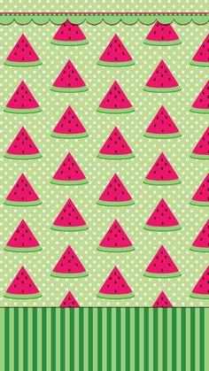 #watermelon#wallpaper #iphone