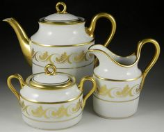 Ginori AD Coffee Set