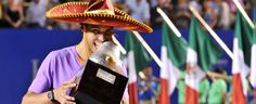 ATP World Tour 500 Tennis Tournament -Abierto Mexicano Telcel - Acapulco, Mexico