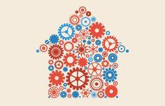 home automation, building automation, smart home, iot, sensor technology