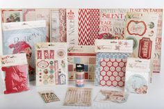 Win this Chlristmas Set at ScrapbookSteals.com
