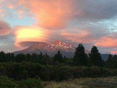 Mt Shasta Ca.