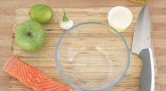 J'ai testé pour vous: les cours de cuisine en ligne Atelier Des Chefs, Menu, Kitchen, Food, Online Cooking Classes, Salmon Tartare, Healthy Dishes, Apple, Salads