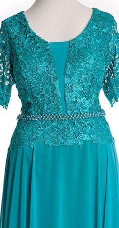 Vestido de Festa Plus Size - fp-018 - Vestire Rigor