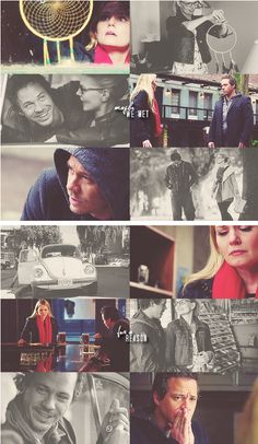 """Neal:""""Maybe we met for a reason. Maybe something good came out of it."""" Emma: """"No. I can't think of any."""" Um... HENRY!!!! DUH"""