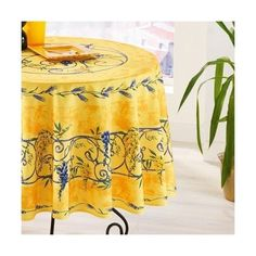 Woodbridge Designs Yellow Blue Provence Tablecloth 60 X 102 | Wedding |  Pinterest | Provence, Designs. And Blue