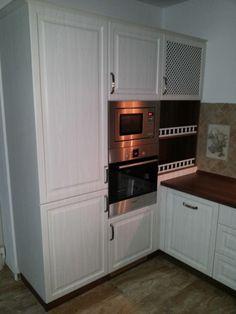 Kuchyne INT-EX - realizované projekty