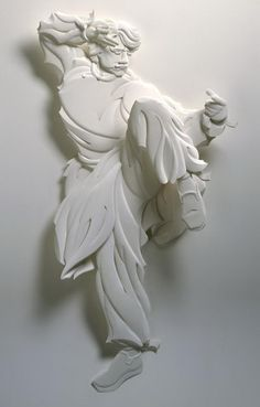 Top most Amazing Creative Incredible and Stunning 3d paper sculpture Art by techblogstop 8