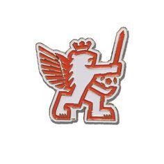 FC Cincinnati Lion Logo Enamel Pin