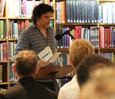 Prizegiving for the winners of the inaugural Brittle Star Writing Competition and launch of issue 34 Brittle Star, Michael Brown, Poet, Competition, Fiction, Stars, Sterne, Star, Fiction Writing