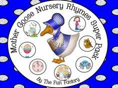 Nursery Rhyme Super Pack Sample ~ Free