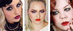 Makeup Through the Ages Collab ∙ All videos in a row!