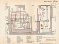 71 wiring disgram karmann ghia 1971 vw karmann ghia wiring diagram thesamba com karmann ghia wiring