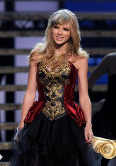Red. Taylor Swift