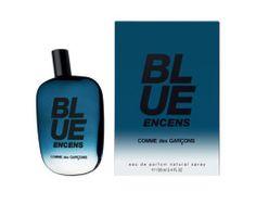 Comme des Garcons BLUE ENCENS - Eine gewagte Fusion aus mystischem Weihrauch und zerstoßenem Beifuß im Kontrast zu lodernden sowie gefrorenen Gewürzen. #meister_parfumerie #comme_des_garcons #comme_de_garcons_blue #comme_des_garcons_encens