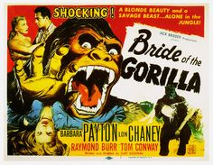 Bride of the Gorilla by paul.malon, via Flickr