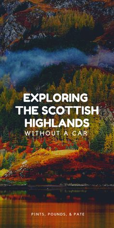 How to discover the Scottish Highlands without renting a car - a trip to Inverness, Loch Ness, and Culloden Moor. The perfect itinerary for fans and people based in Edinburgh Scotland Travel, Ireland Travel, Edinburgh Scotland, Scotland Vacation, Scotland Trip, Scotland Castles, Galway Ireland, Ireland Vacation, Europe Travel Tips