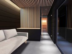 People have been enjoying the benefits of saunas for centuries. Spending just a short while relaxing in a sauna can help you destress, invigorate your skin Sauna Kits, Grey Bar, Saunas, Store Fronts, Home And Living, House Design, Interior Design, Outdoor Decor, Inspiration