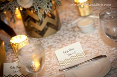 simple place card