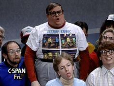 Best picture of SNL EVER.