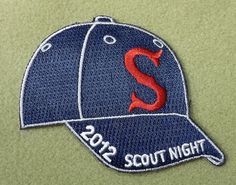 Girl Scouts 100th Anniversary year patch. 2012 Girl Scout Night. Thank you Talli. What team is this?