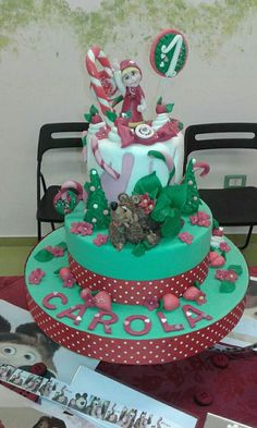 First Birthday 1° anno - Masha and the bear